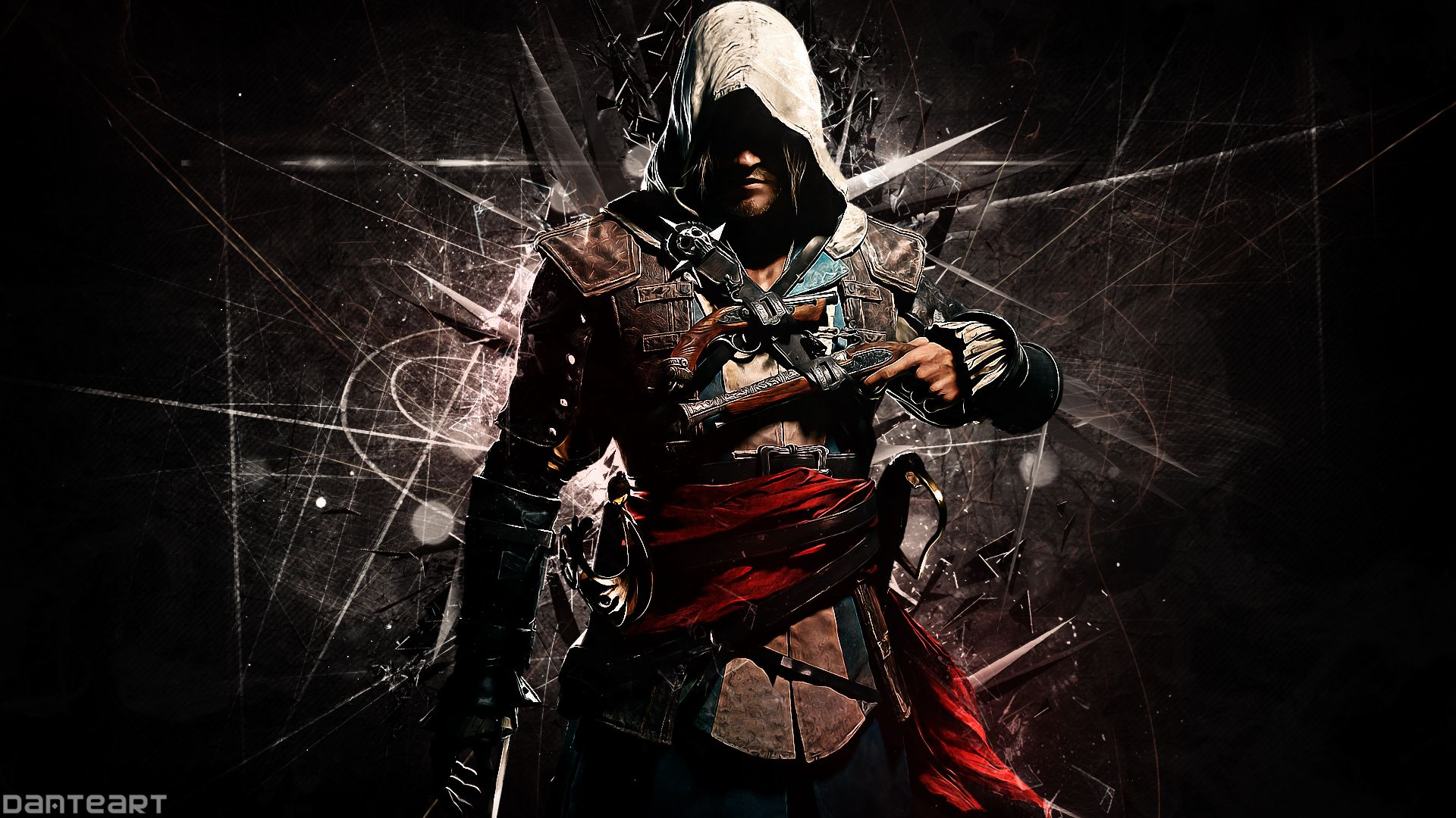 flag black s Assassin creed