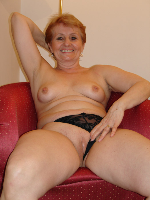naked years 60 old Hot over women