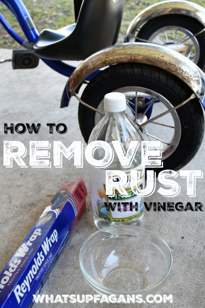 strip rust to How