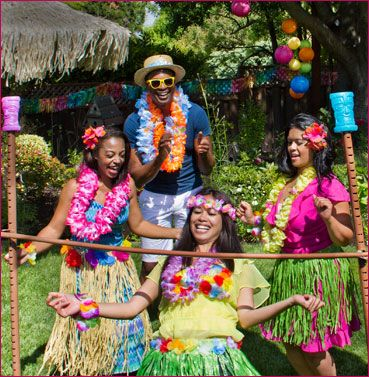 luau Planning adults a for