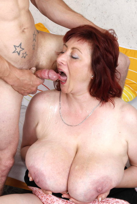 mature milfs breasted Heavy