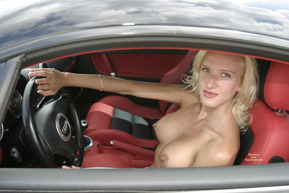 Nude Driving Girls