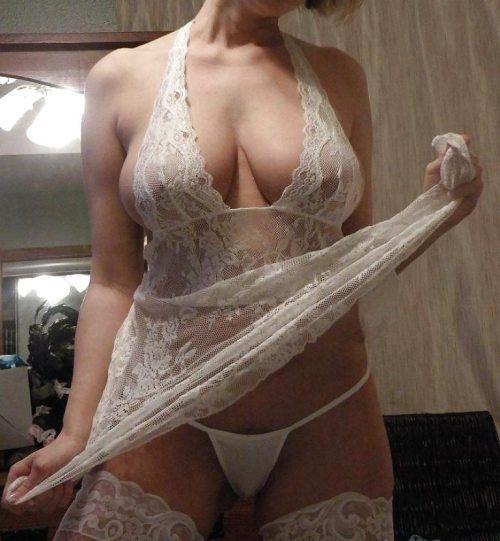 panties party at in Wife