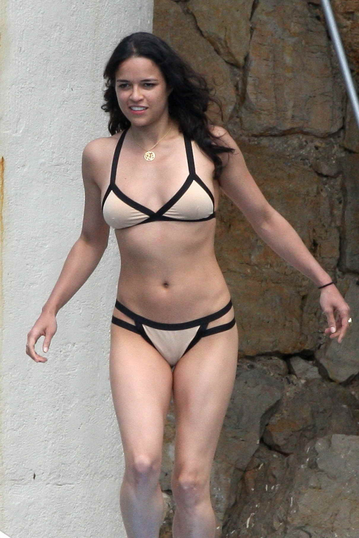 bikini hot Michelle rodriguez
