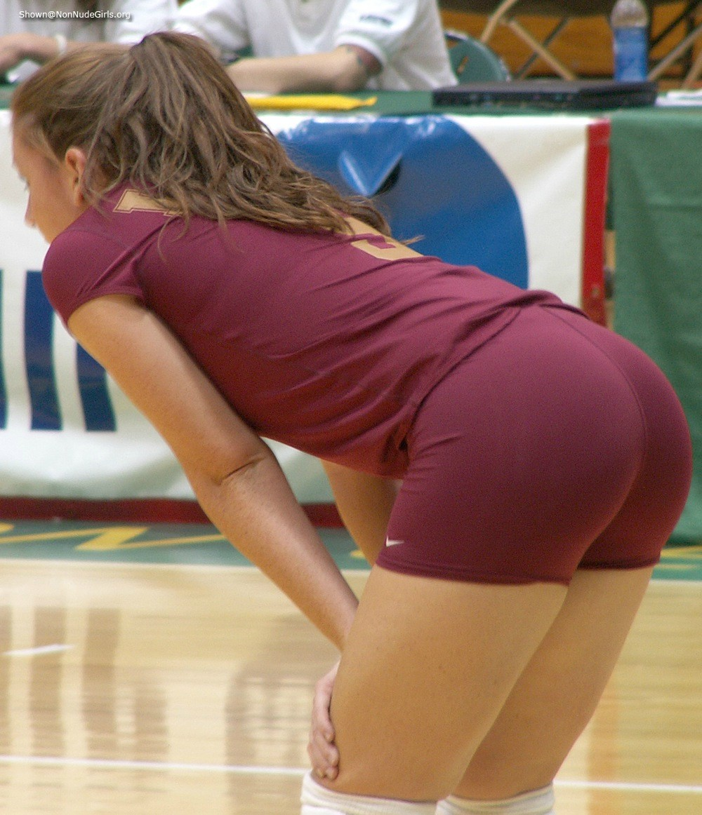 hot pussy girls sexy volleyball