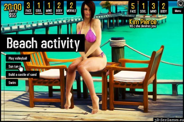 game adult Pashon hotel