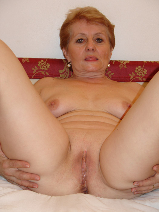 naked 60 over years women old Hot