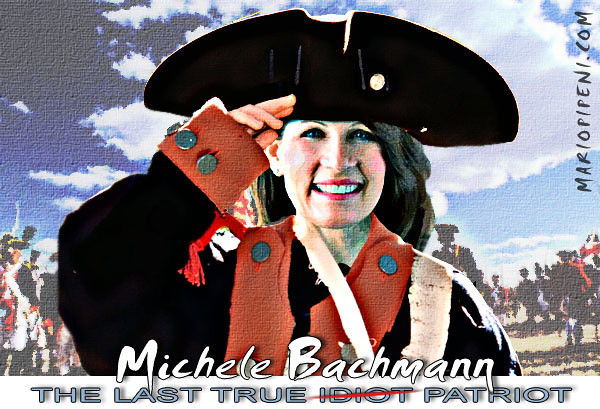 bat Michele boy bachmann