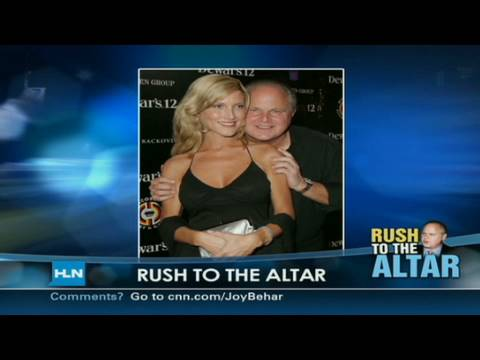 wife nude limbaugh Rush