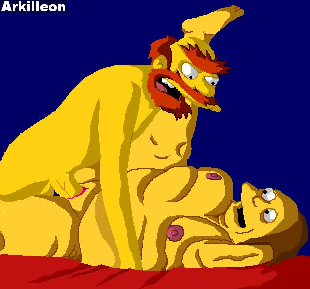 gay simpsons tgp