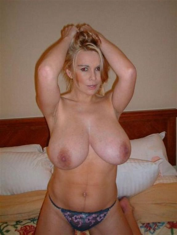 wifes busty topless photos amateur mature