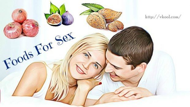 give stamina that sexual Foods you