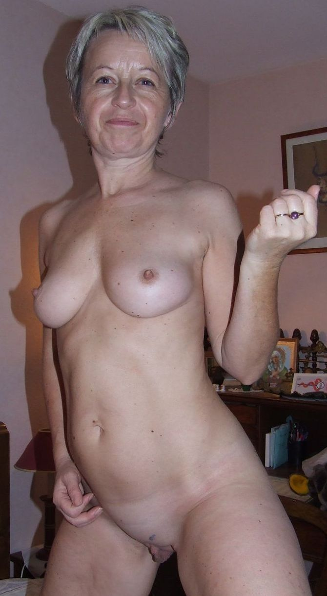 women pussy old Mature