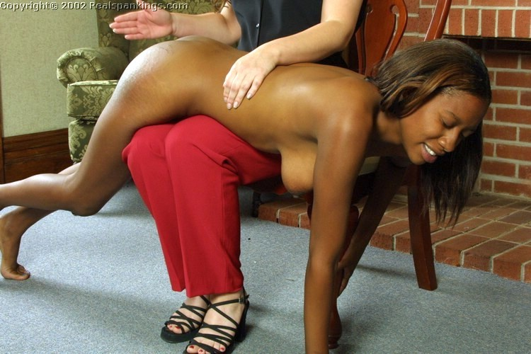 girls getting black spanked Naked