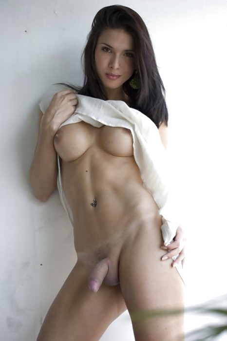 transgender Beautiful nude