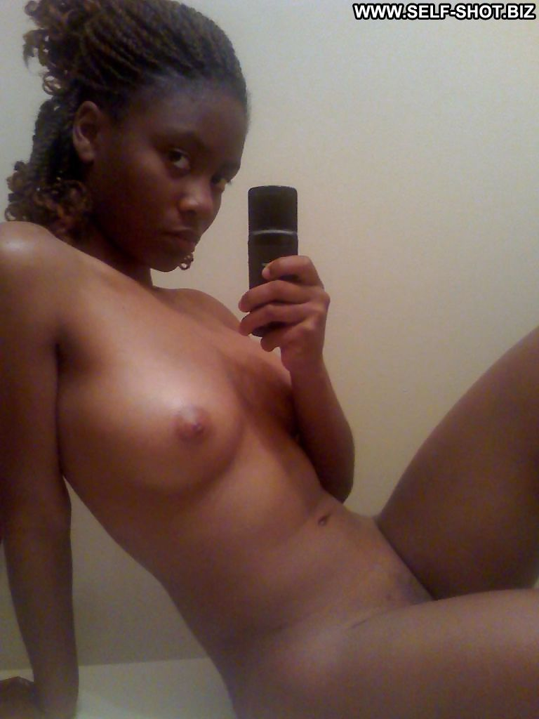 nude self Black amateur