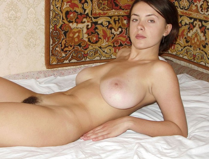 hair brunette naked ass Short