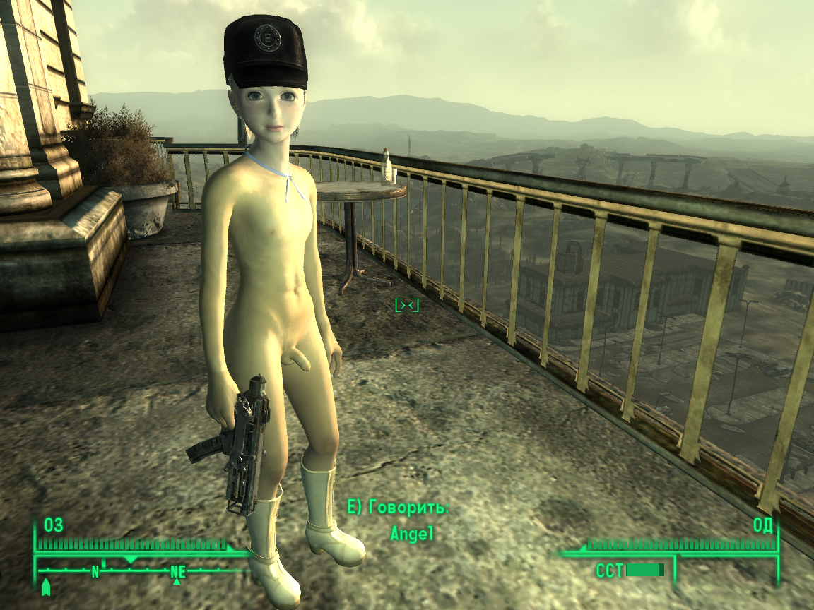 nude Fallout video 3