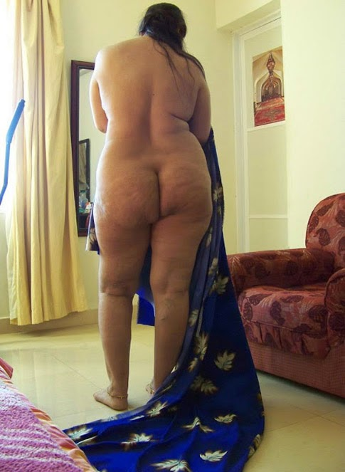 big nude Mallu ass