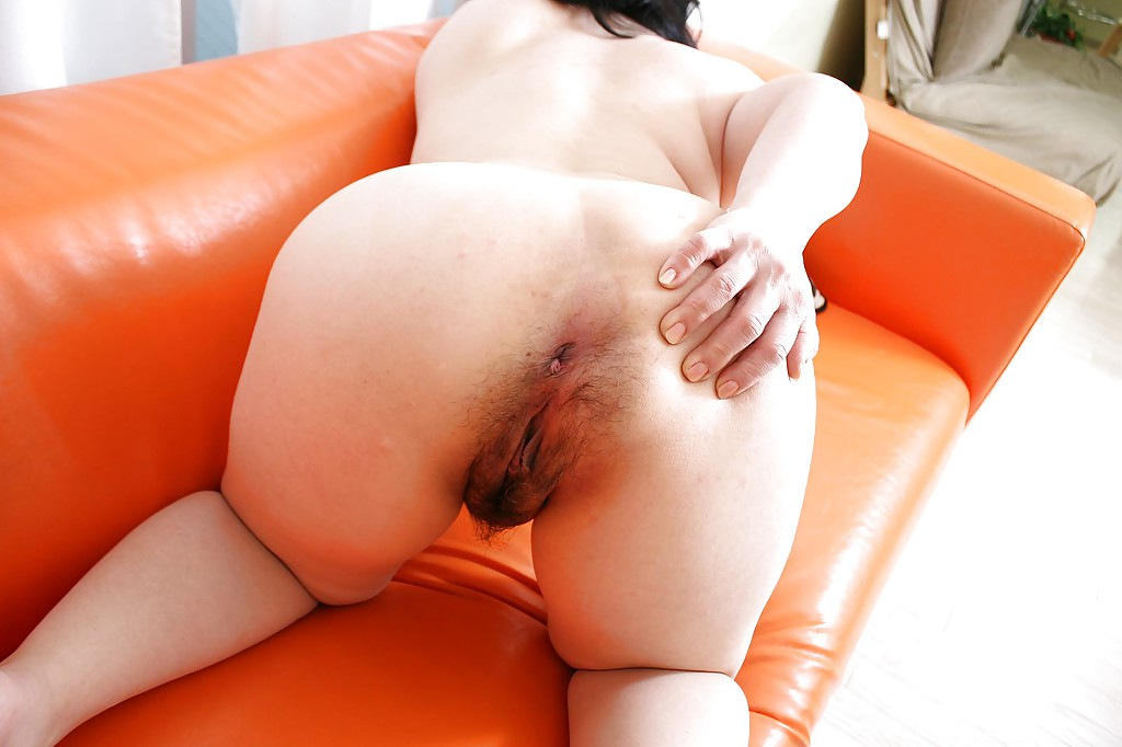 hairy assholes Asian girls with