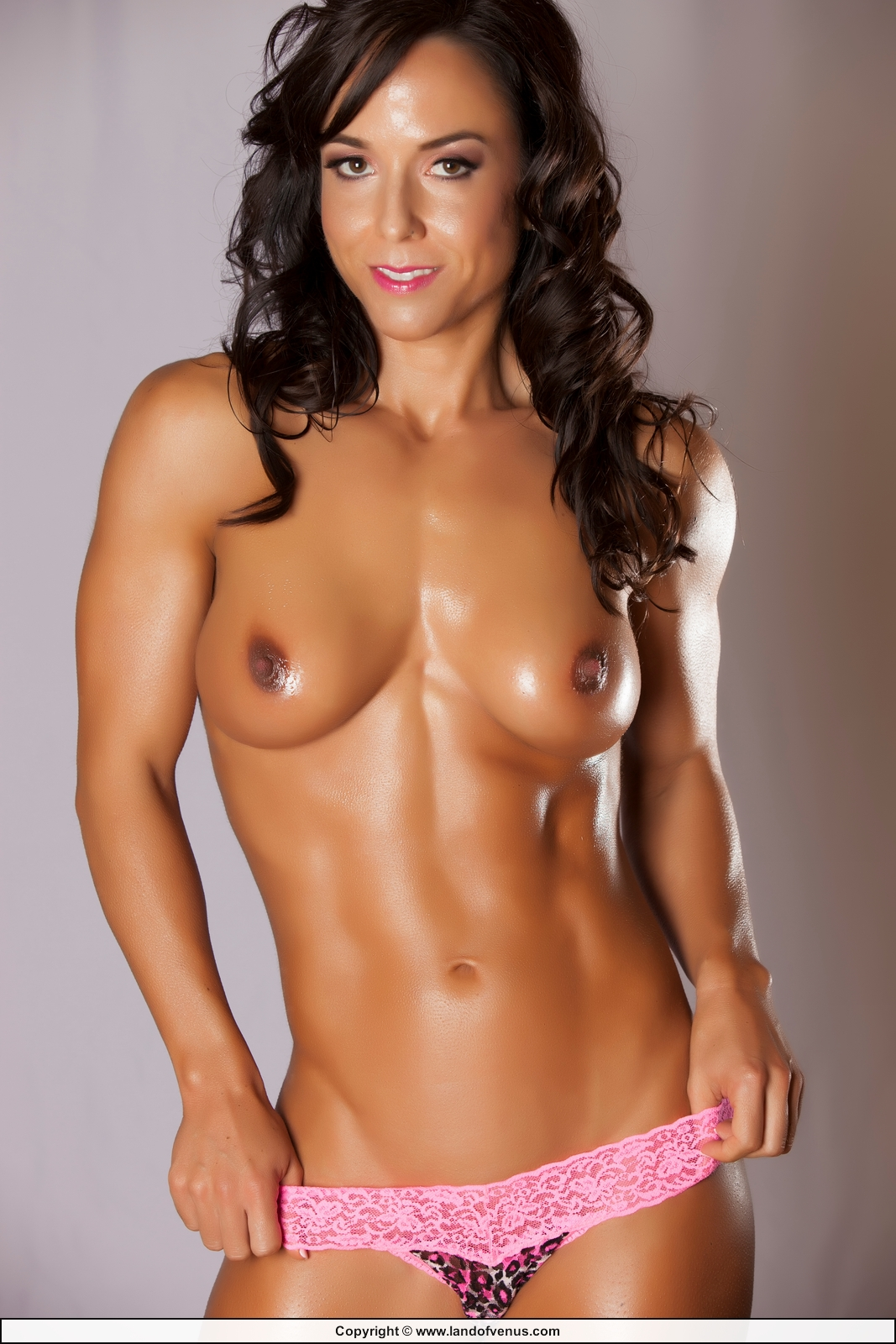 nude Hot models fitness girl