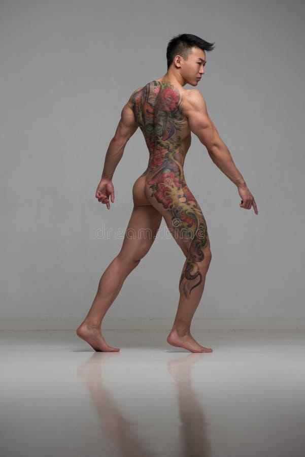 male model korean naked
