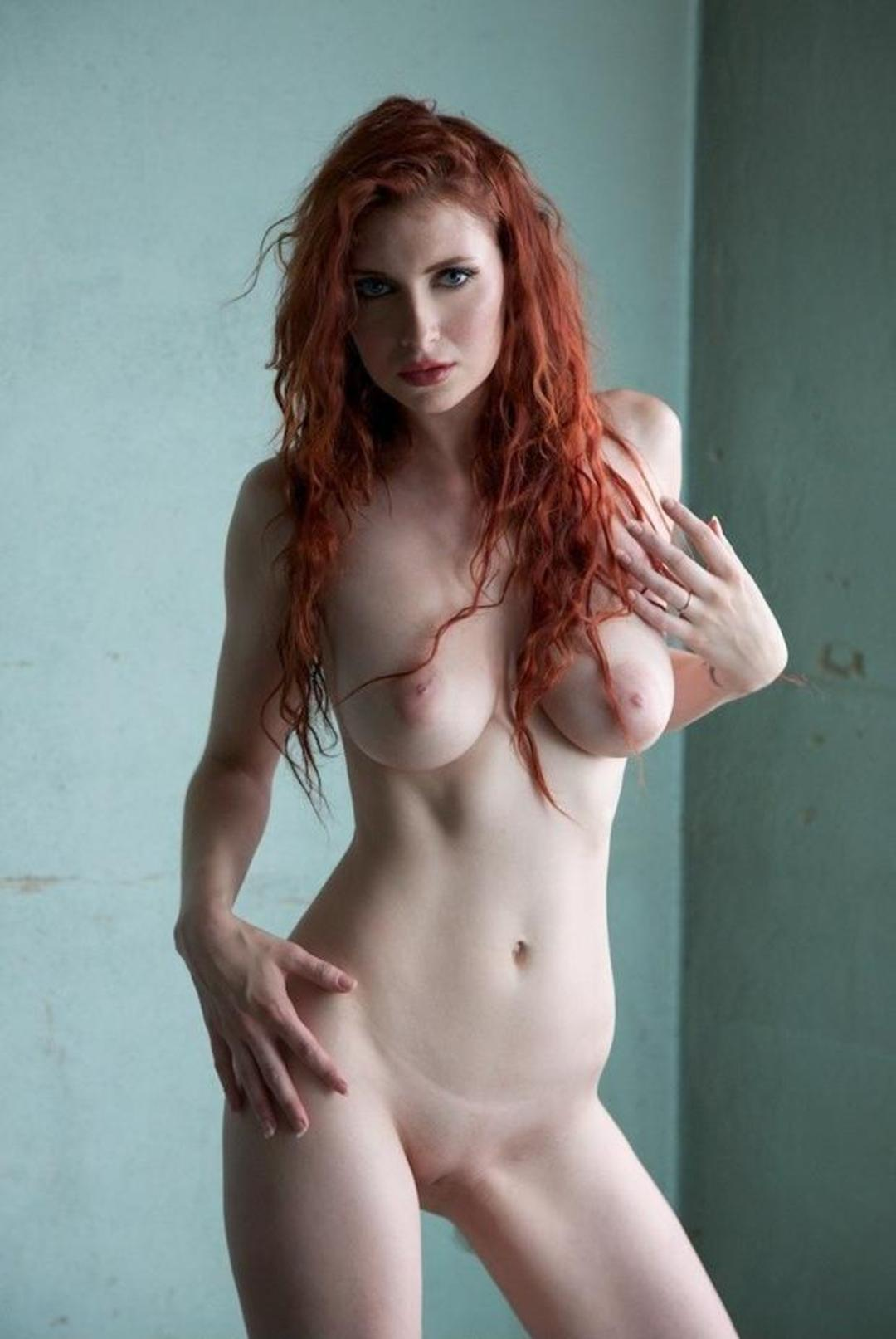 and redheads Boobs
