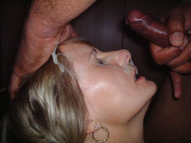 sucking tumblr Wife black cock