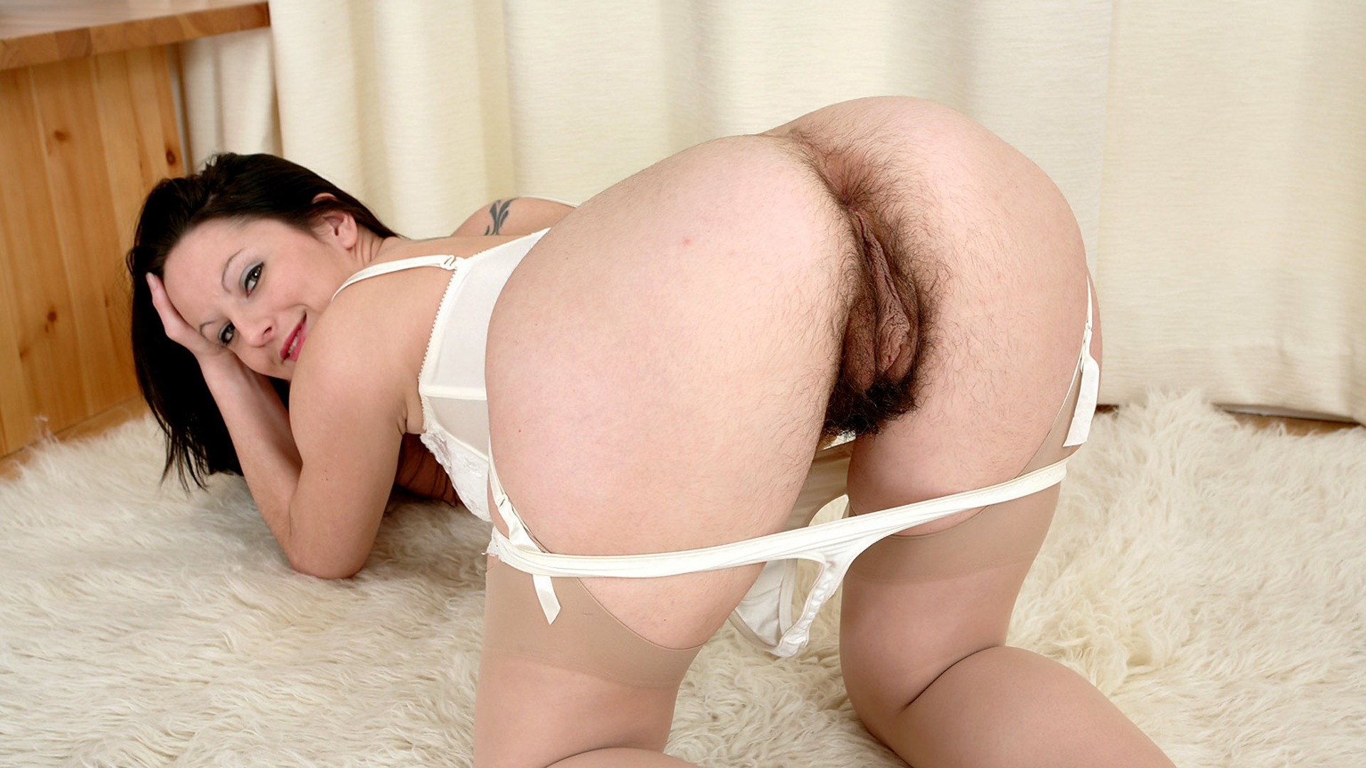 asian hair booty big pussy woman