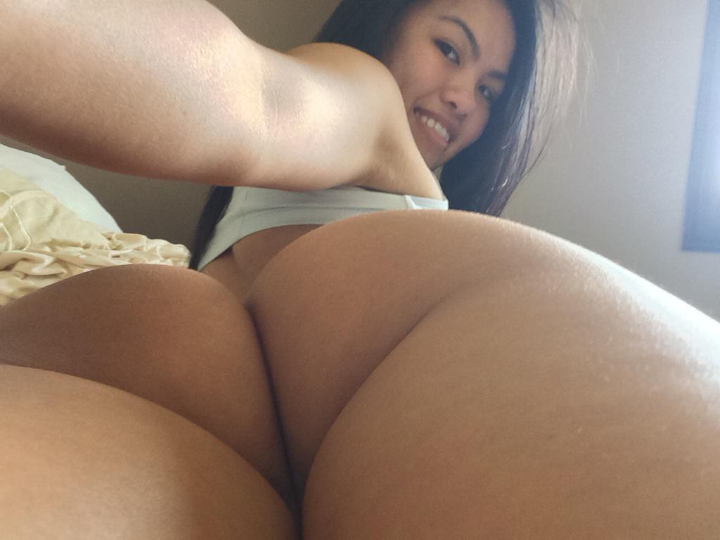 ass asian Amateur naked girls