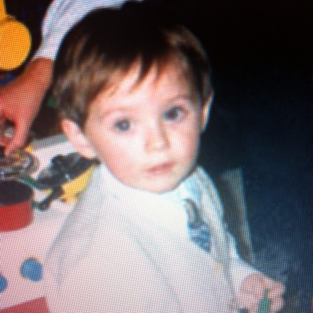 when he was a horan baby Niall