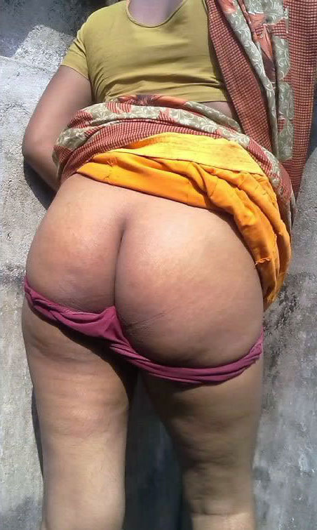 aunty big nudes Fat indian ass