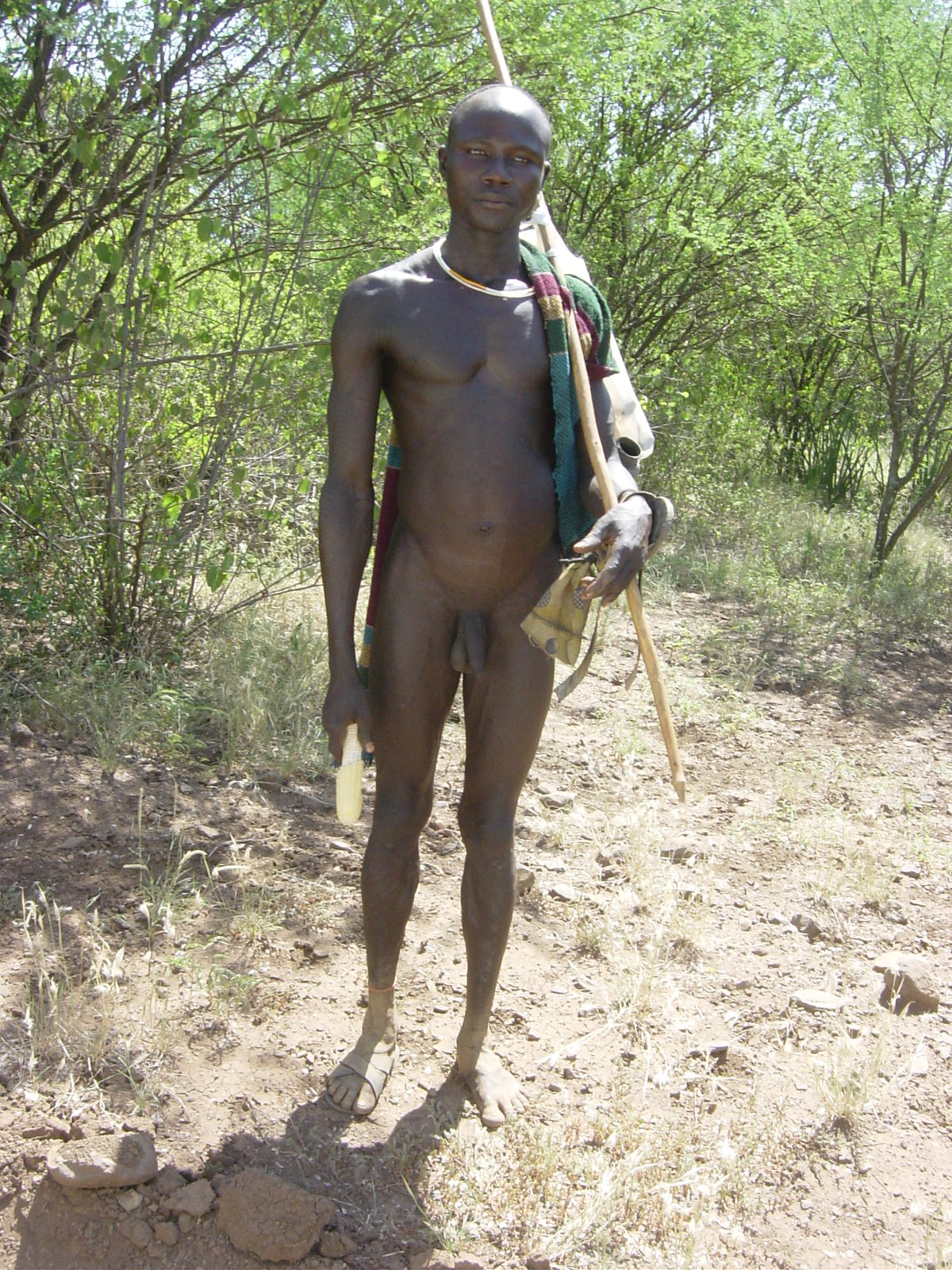 Photo Showing For Free Naked African Tribe Men Nude-3275