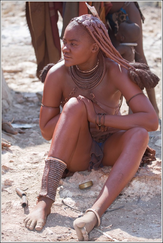 PUSSY TRIBES GIRL