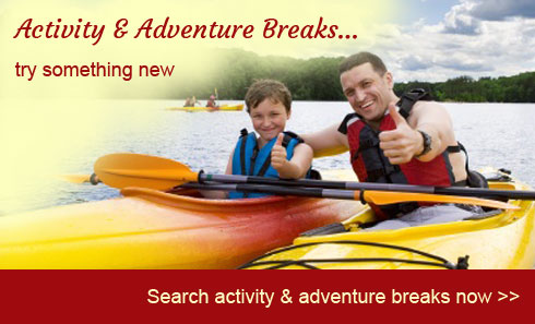 adults for young Adventure holidays