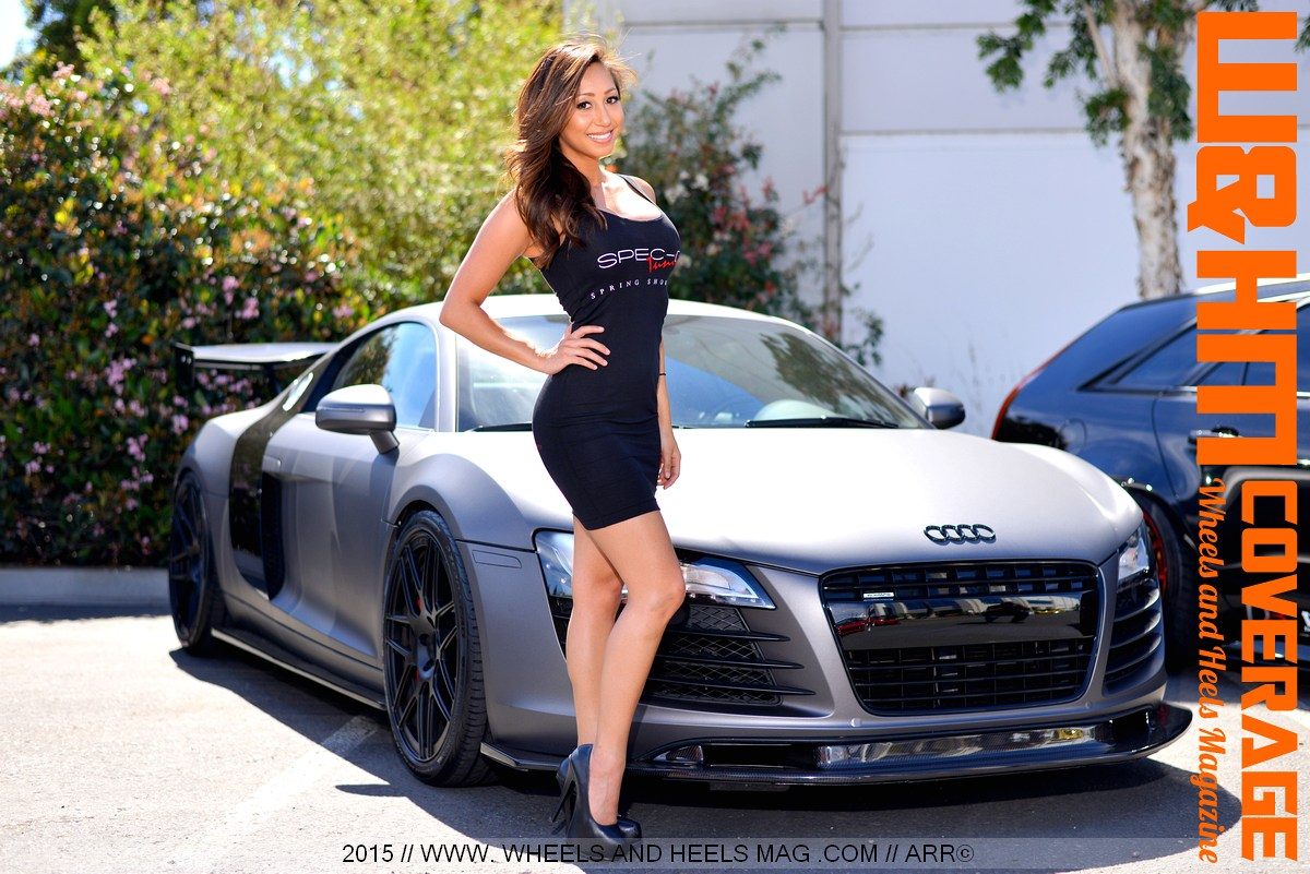 on cars girls r8 sexy Audi
