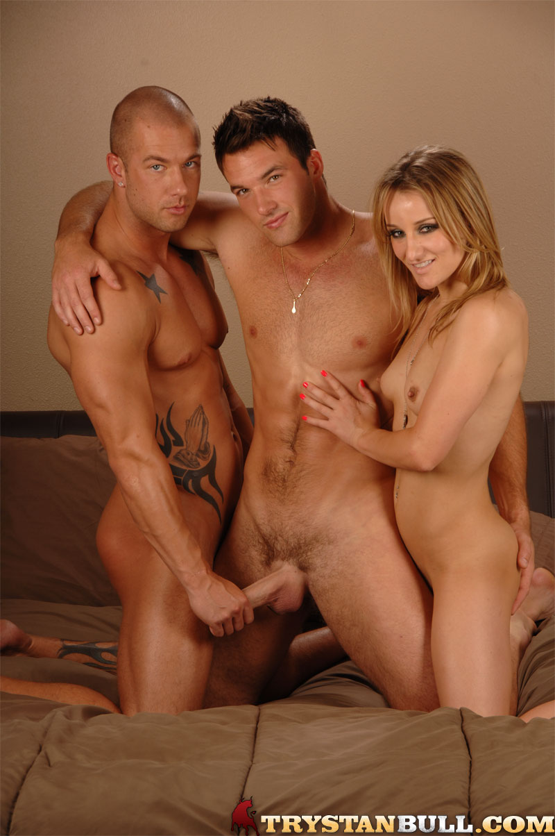 sex threesome Bi
