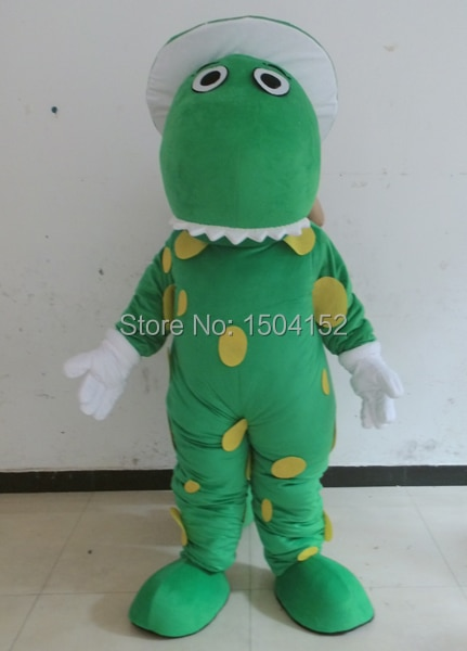 costume Dorothy the and adult dinosaur