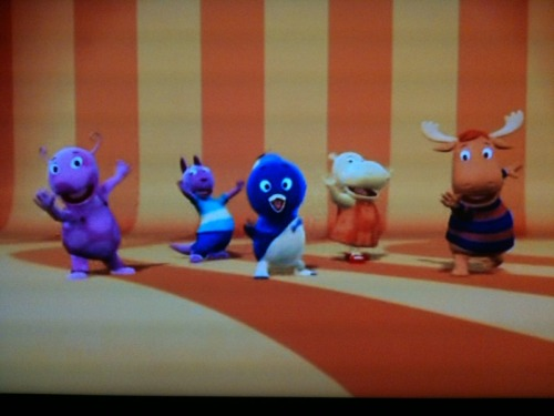 chubby Backyardigans super