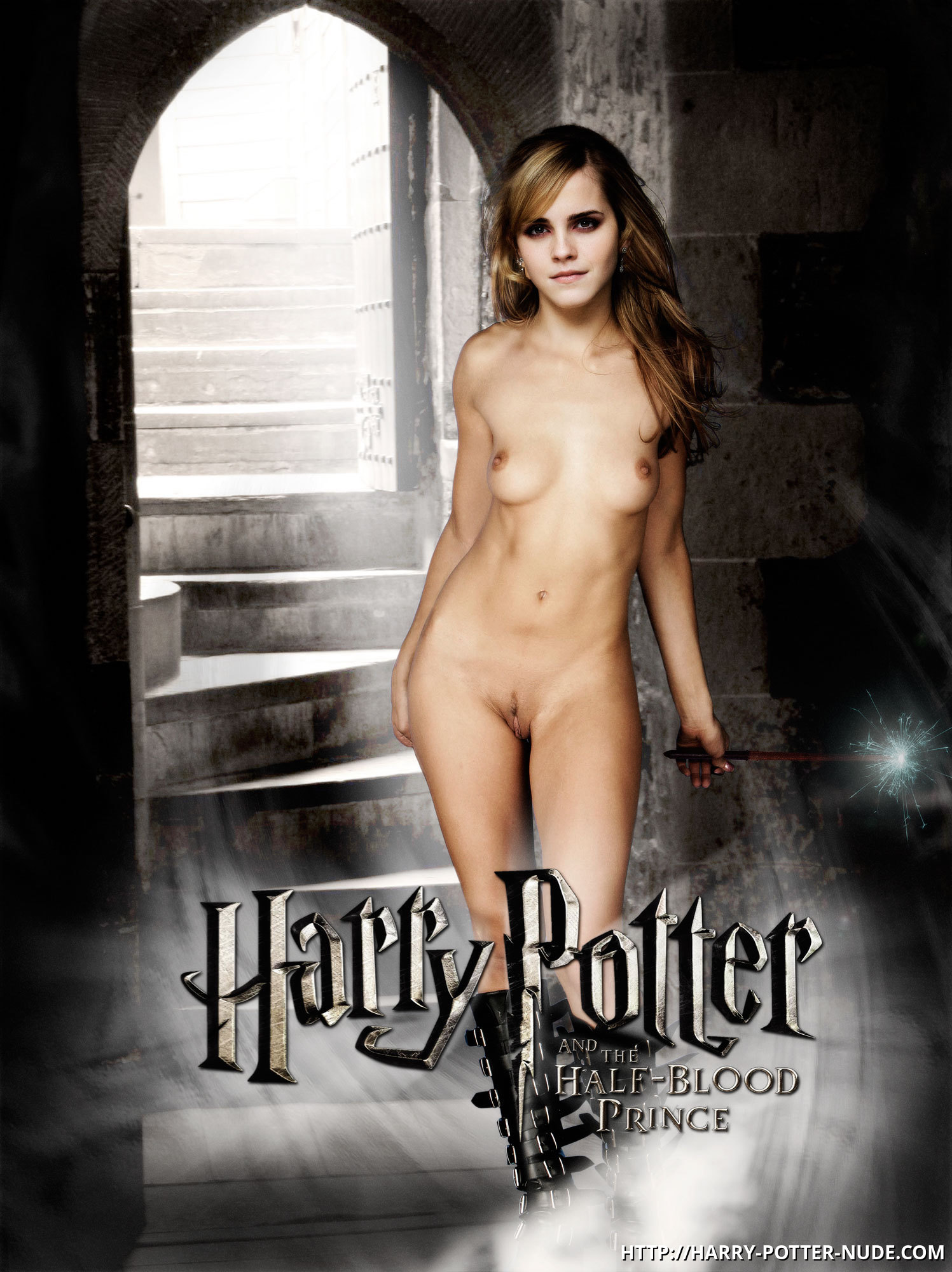 photo Nude potter