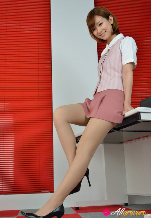 skirts nude Asia Girl mini