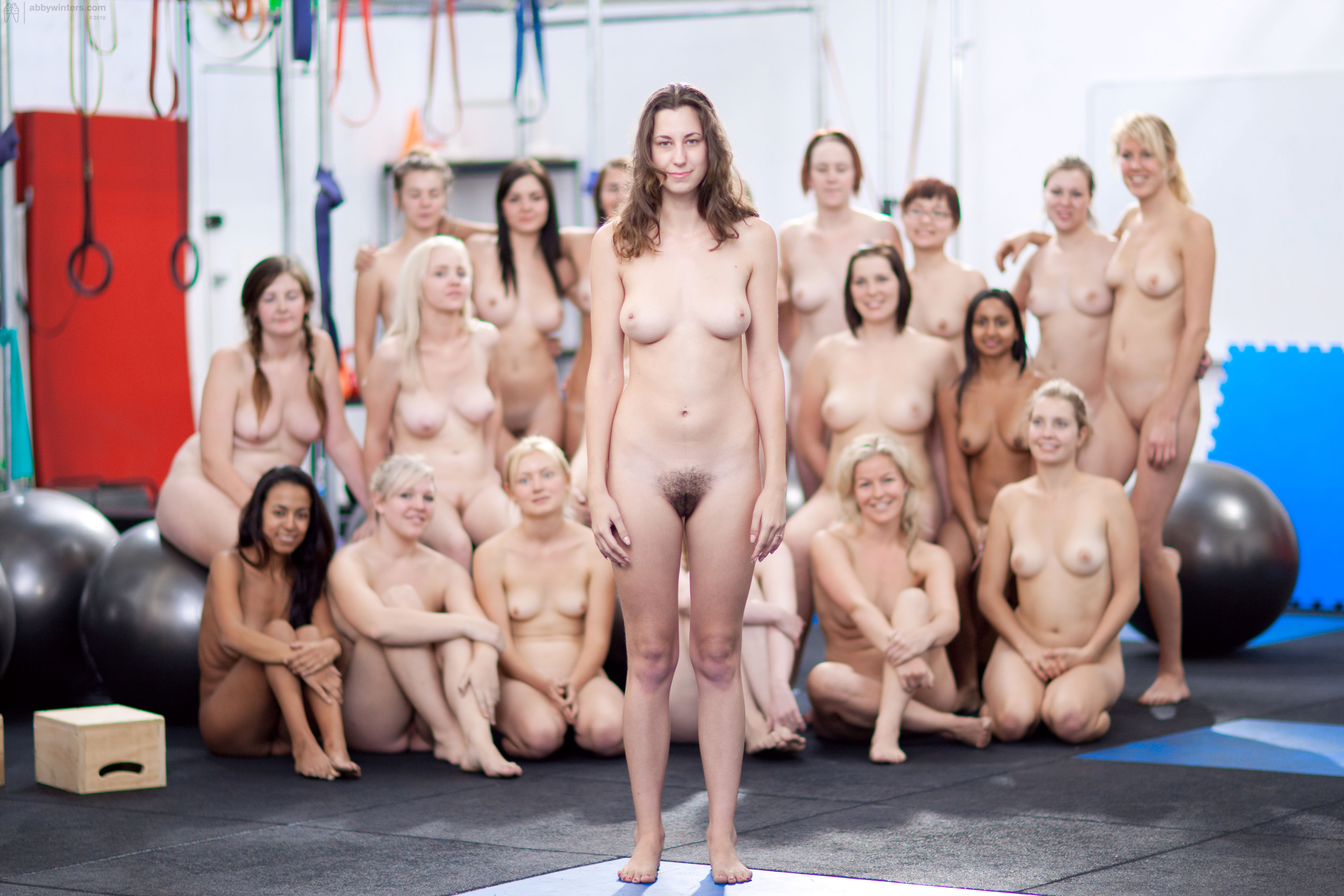 Apologise, but, Naked group pool are mistaken