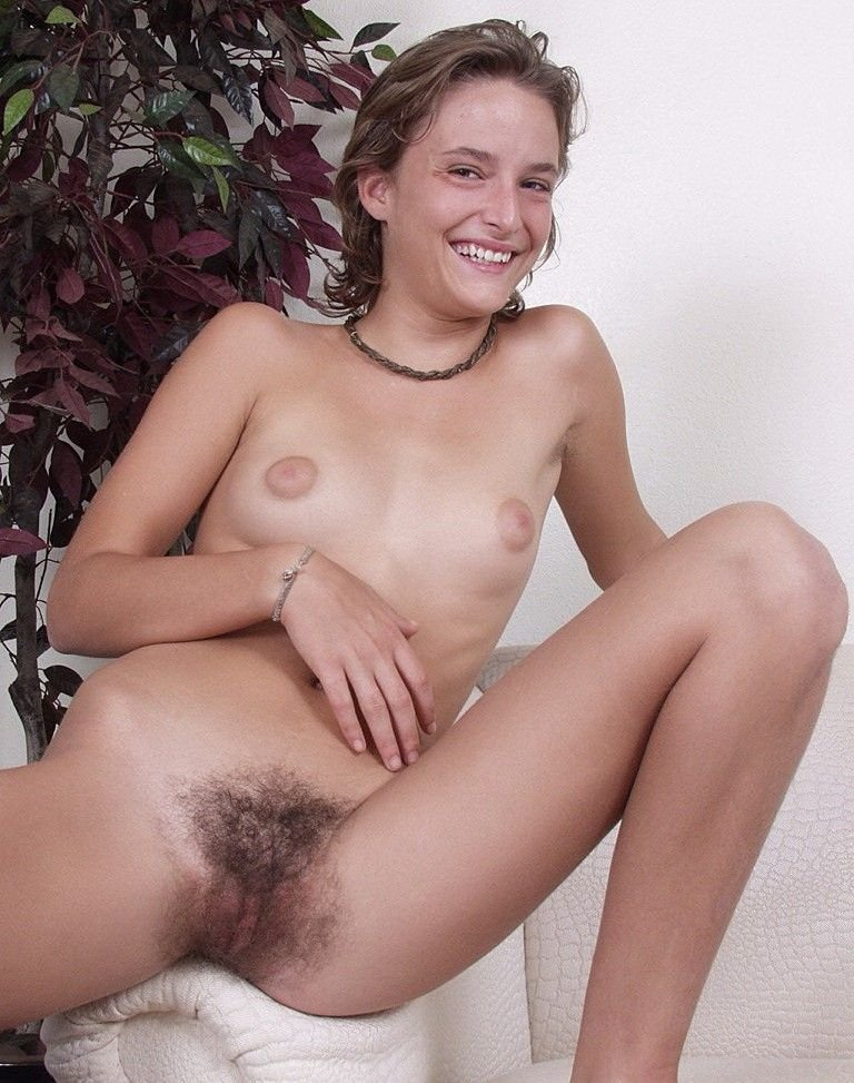 LADY NAKED NUDE HAIRY
