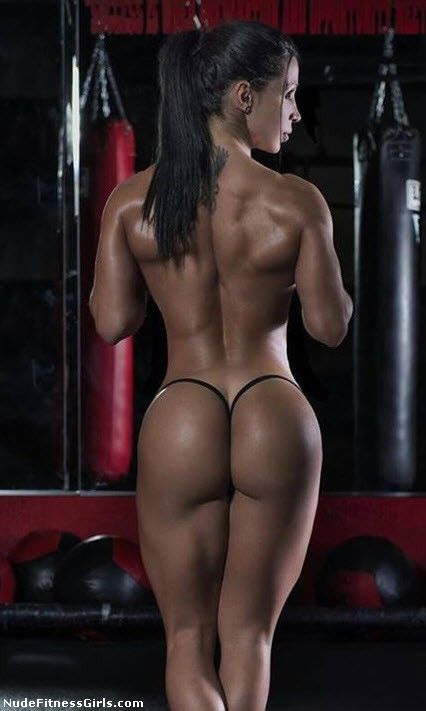 crossfit nude Sexy girls
