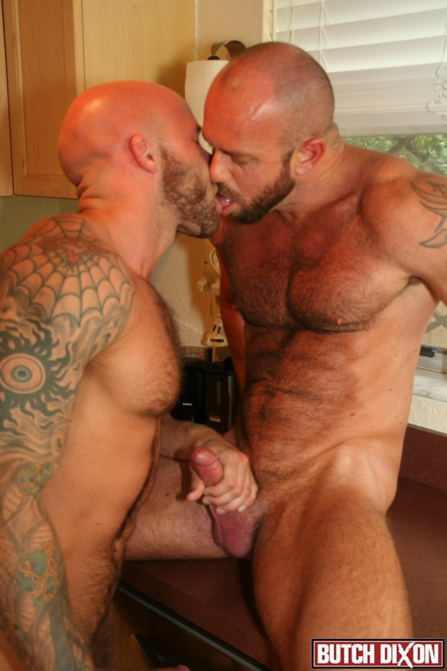 pornstars bear gay Naked muscle