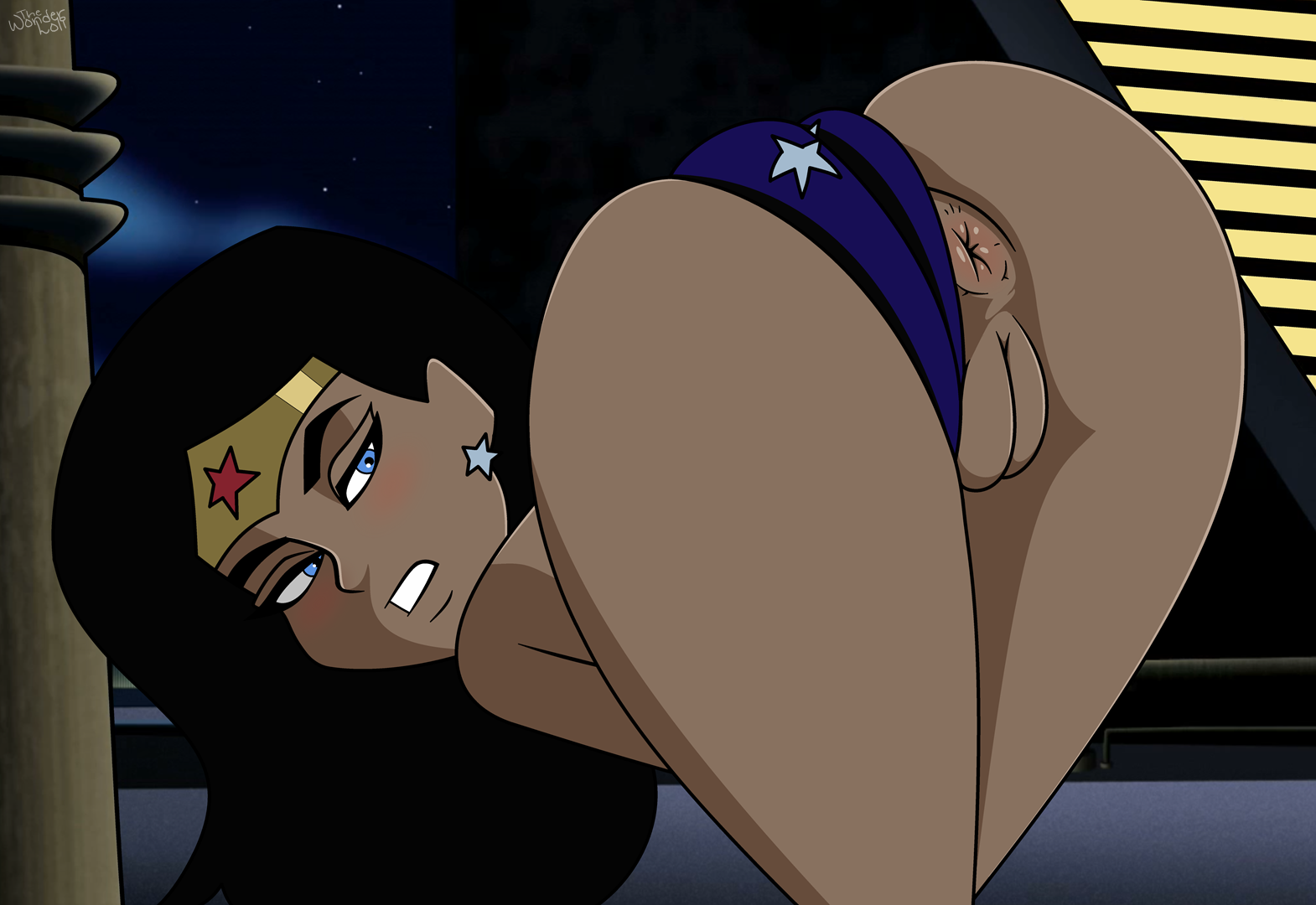 Wonder woman hardcore sex