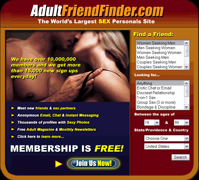 finder friend Adult