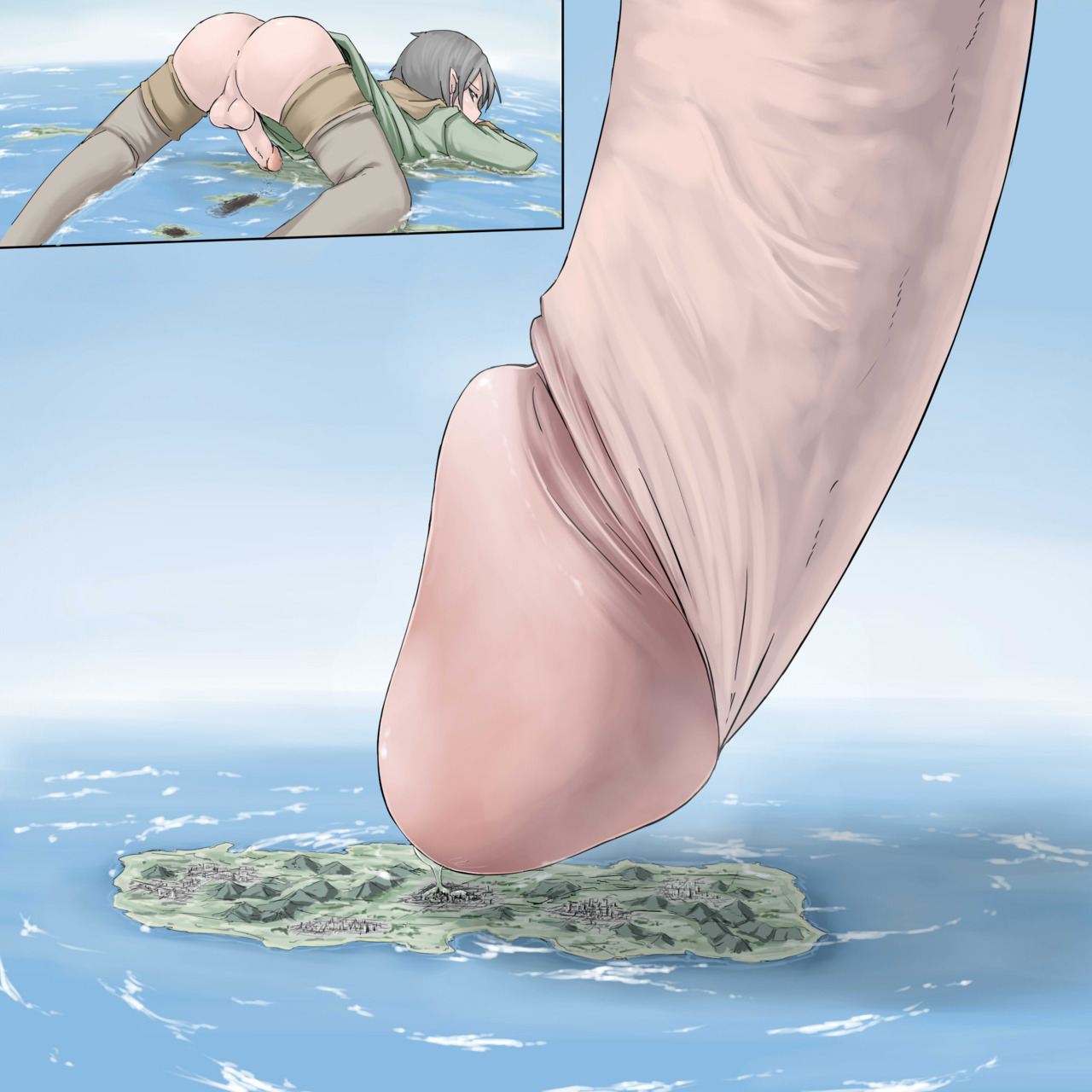 Yesss Tina, giantess manytubeporn the