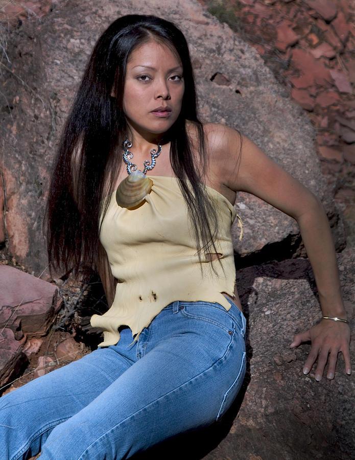 women nude indian Navajo