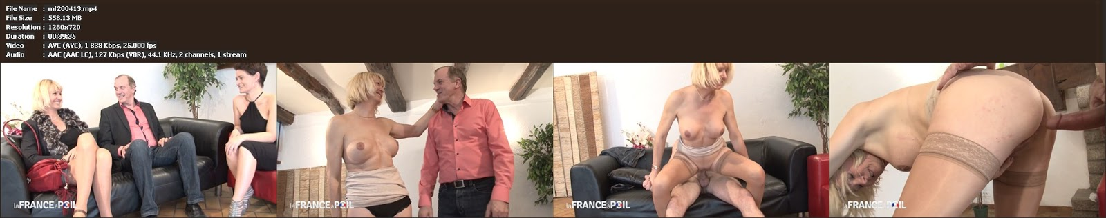 anal franch archive matur